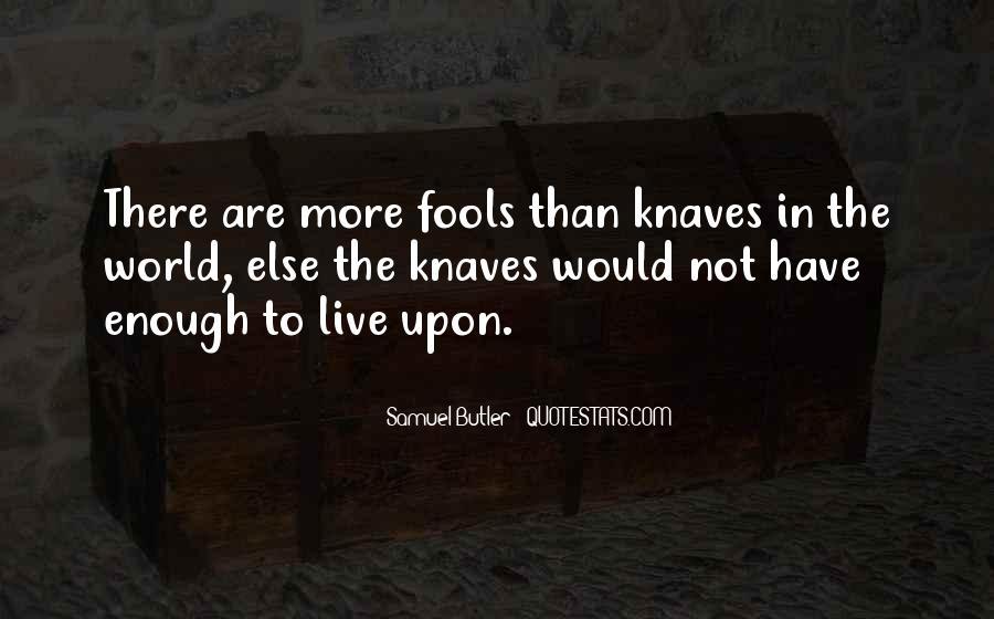 Samuel Butler Quotes #203521