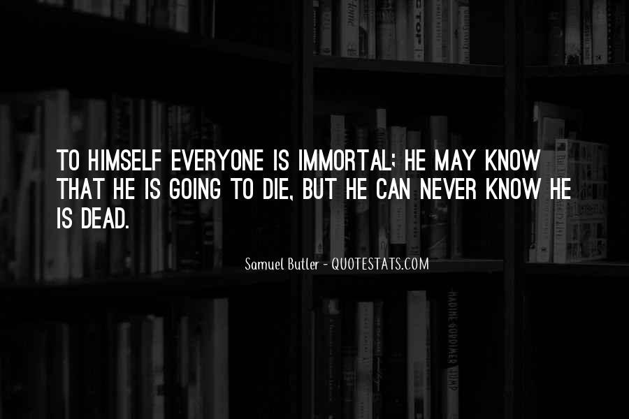 Samuel Butler Quotes #223351