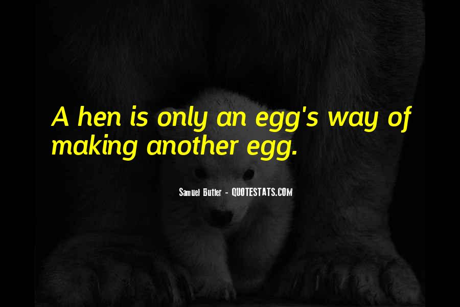 Samuel Butler Quotes #240414