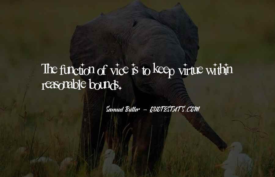 Samuel Butler Quotes #29549