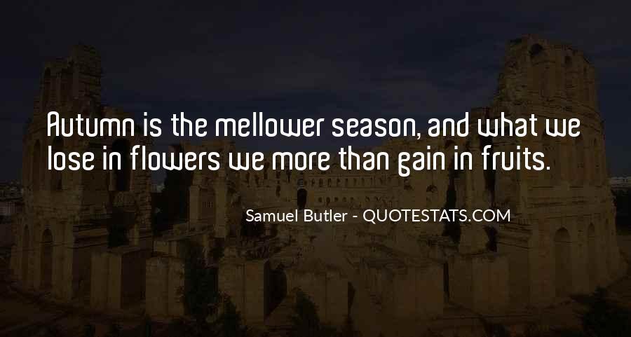 Samuel Butler Quotes #318173
