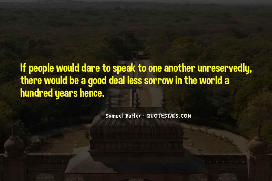Samuel Butler Quotes #329526