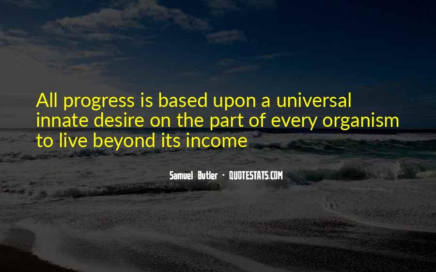 Samuel Butler Quotes #330228