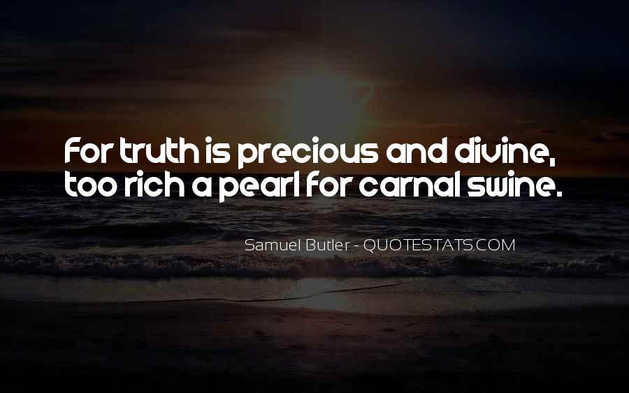 Samuel Butler Quotes #350009