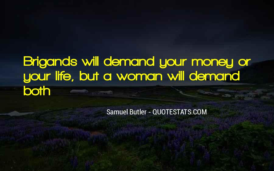 Samuel Butler Quotes #416998