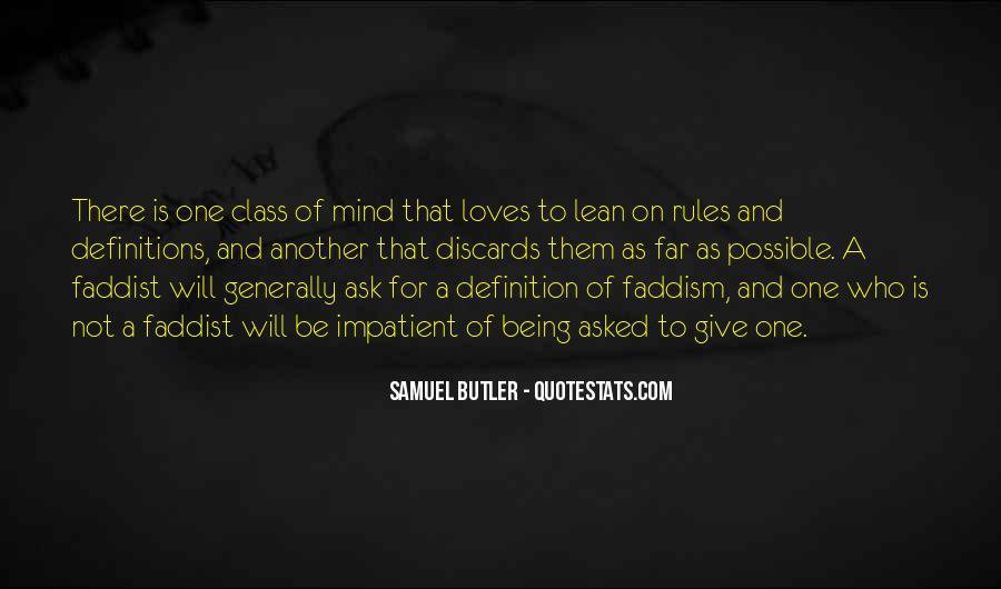 Samuel Butler Quotes #516578