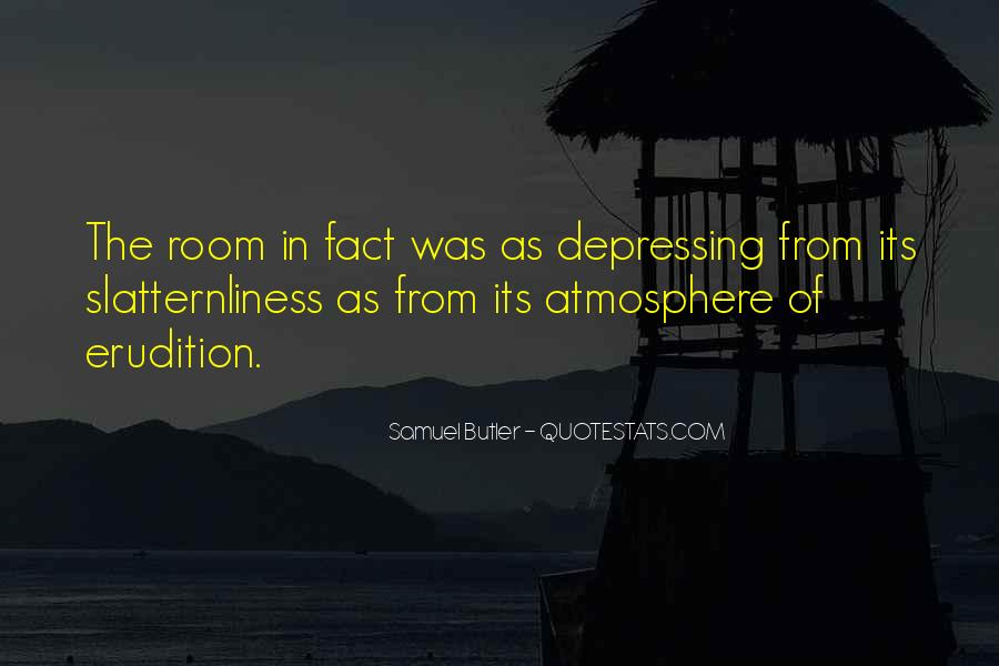 Samuel Butler Quotes #518024