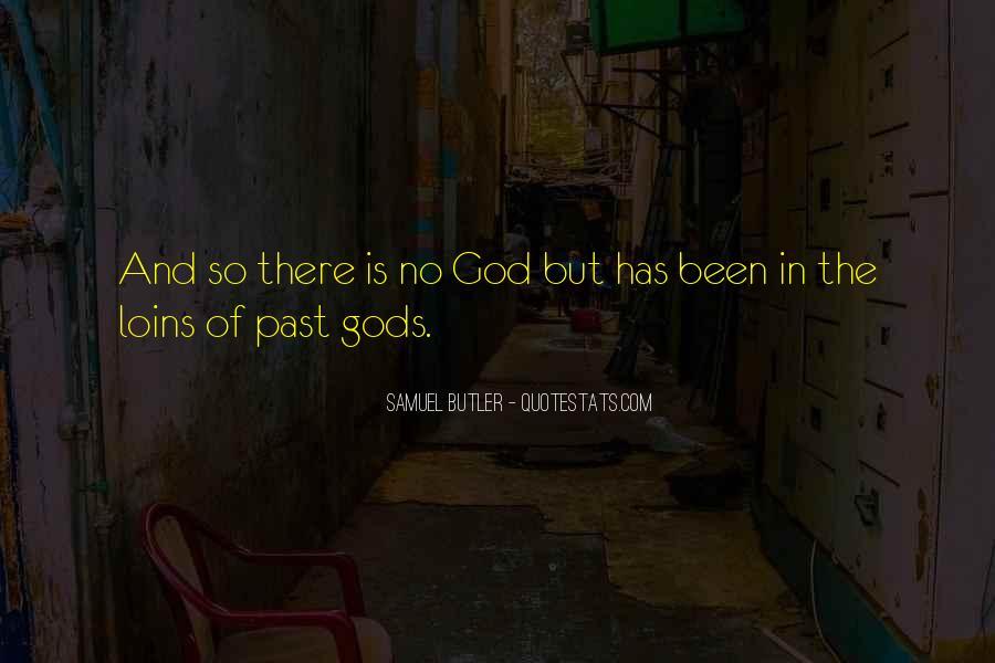 Samuel Butler Quotes #560678
