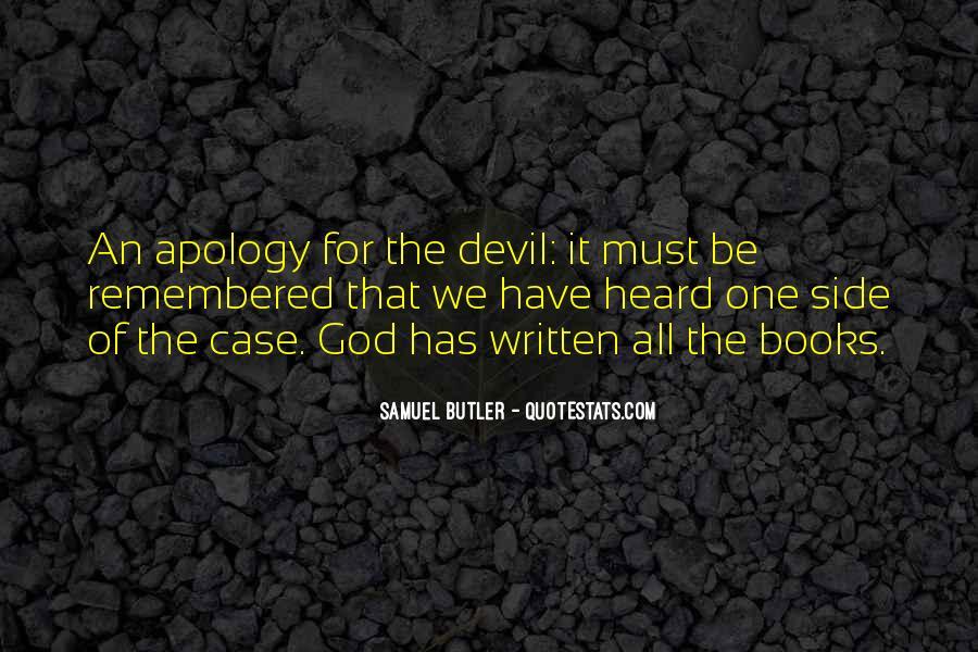Samuel Butler Quotes #613892