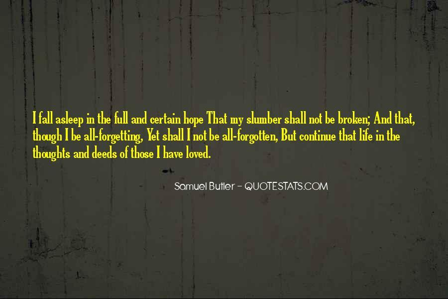 Samuel Butler Quotes #642242
