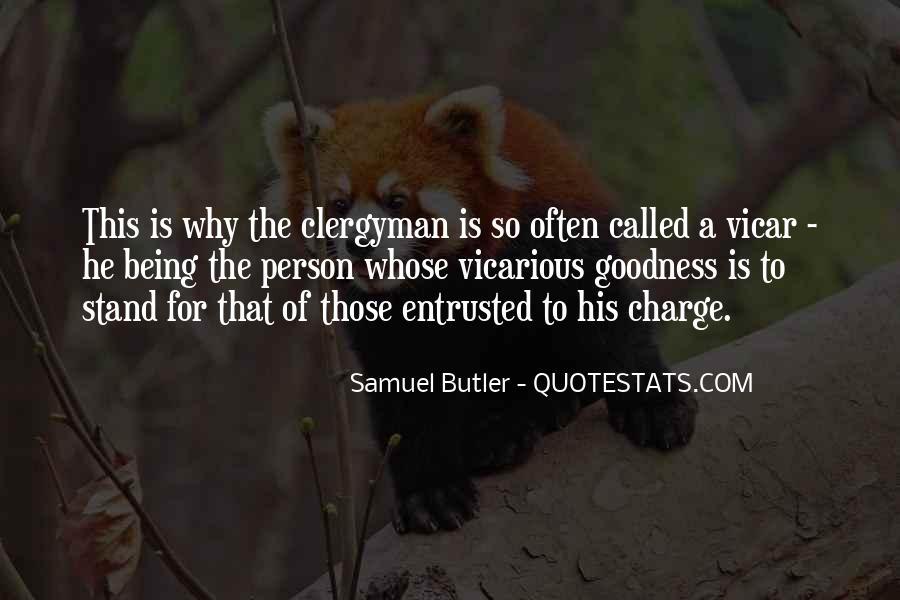 Samuel Butler Quotes #714123