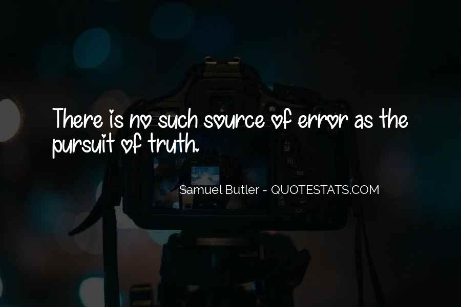 Samuel Butler Quotes #791245