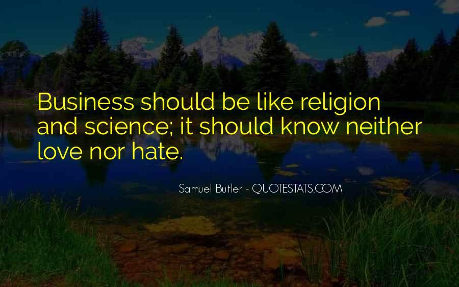 Samuel Butler Quotes #805878