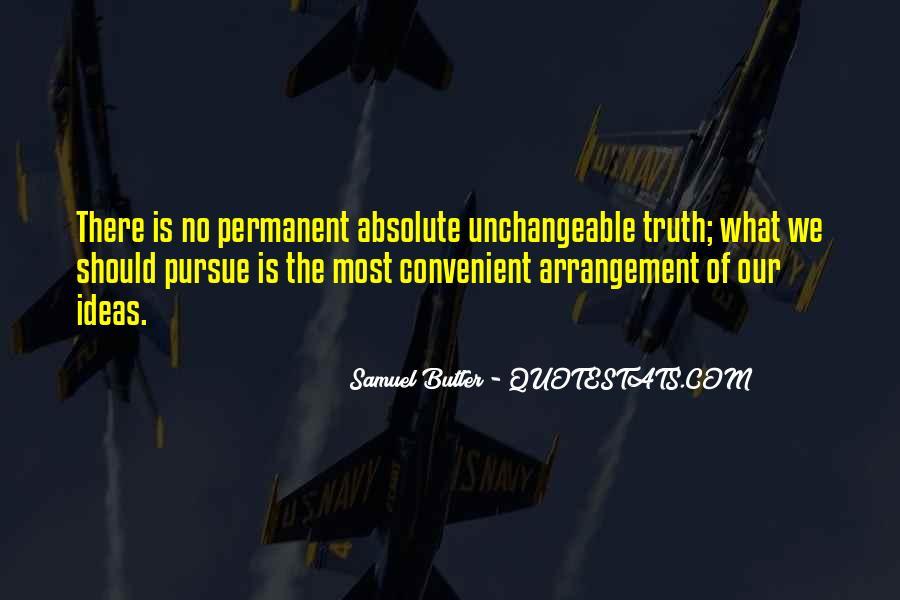 Samuel Butler Quotes #86788