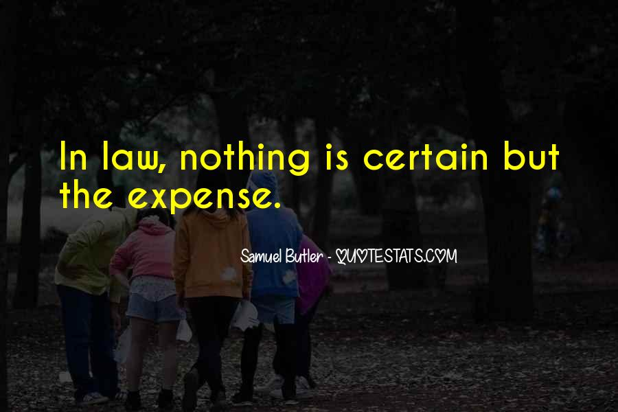 Samuel Butler Quotes #899886