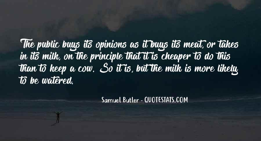 Samuel Butler Quotes #923423