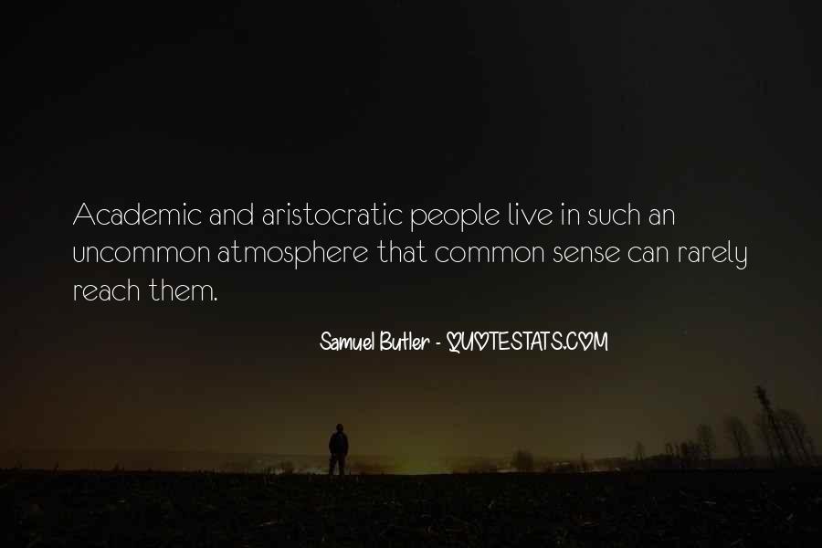 Samuel Butler Quotes #996341