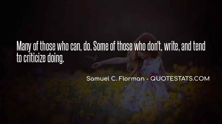 Samuel C. Florman Quotes #986118