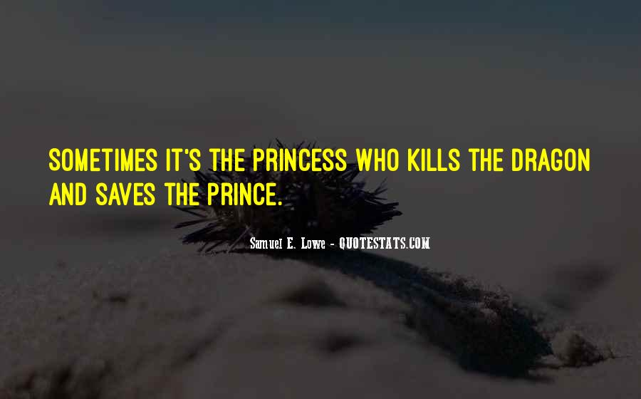 Samuel E. Lowe Quotes #1010979
