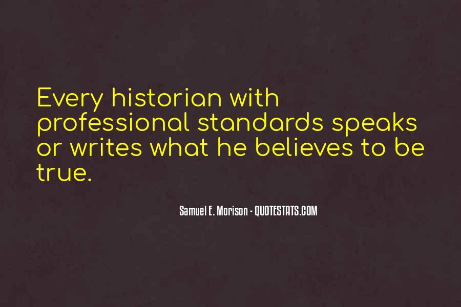 Samuel E. Morison Quotes #1068576