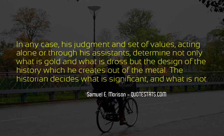 Samuel E. Morison Quotes #1696870