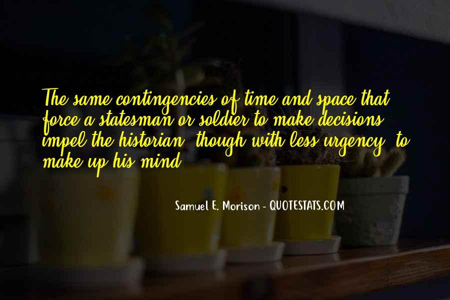 Samuel E. Morison Quotes #1828346