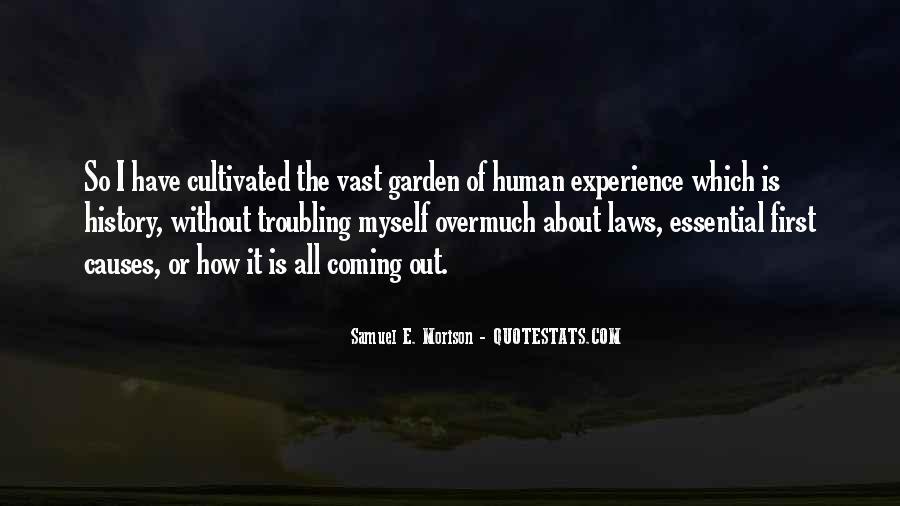 Samuel E. Morison Quotes #379865