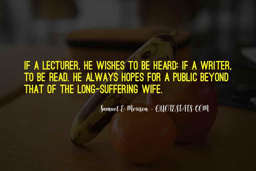 Samuel E. Morison Quotes #531984