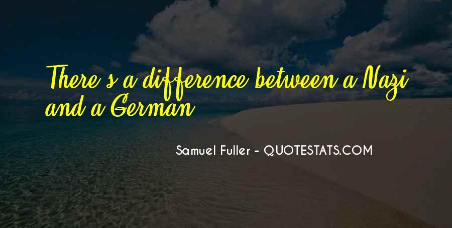 Samuel Fuller Quotes #110330