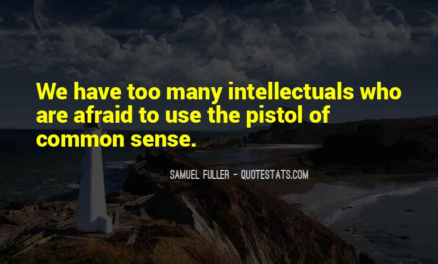 Samuel Fuller Quotes #288194