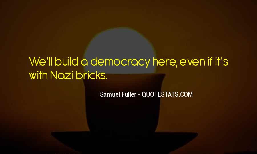 Samuel Fuller Quotes #42960