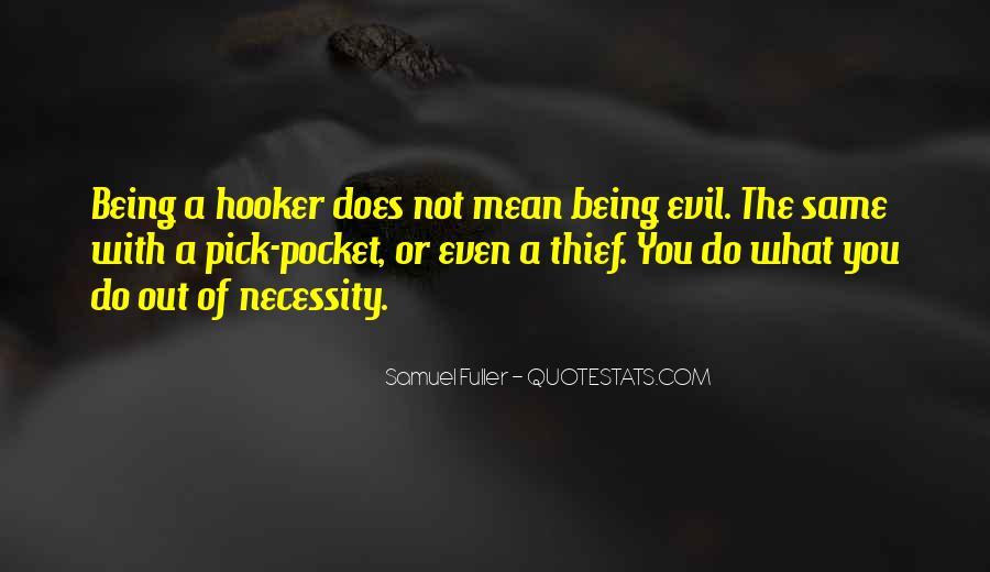 Samuel Fuller Quotes #987478