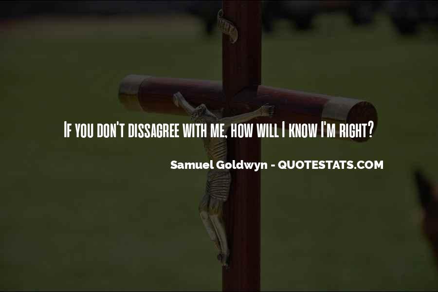 Samuel Goldwyn Quotes #147973