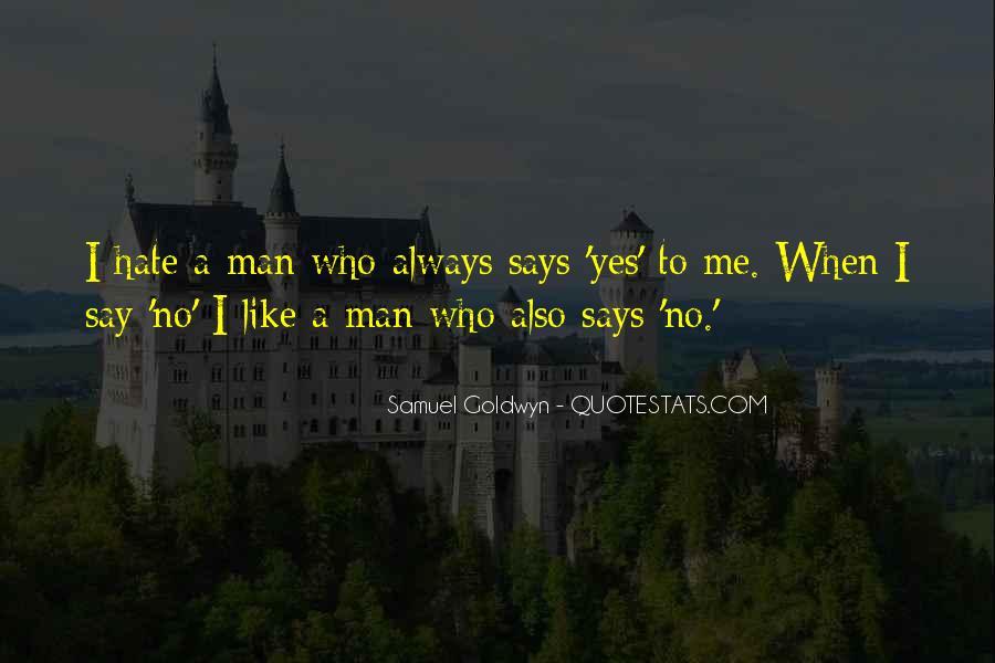 Samuel Goldwyn Quotes #1483666