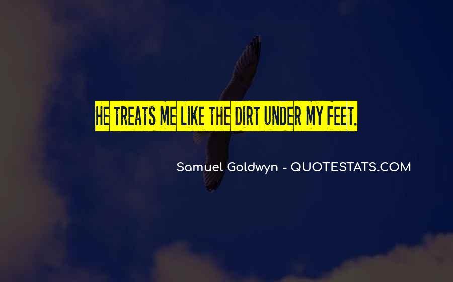 Samuel Goldwyn Quotes #1641278