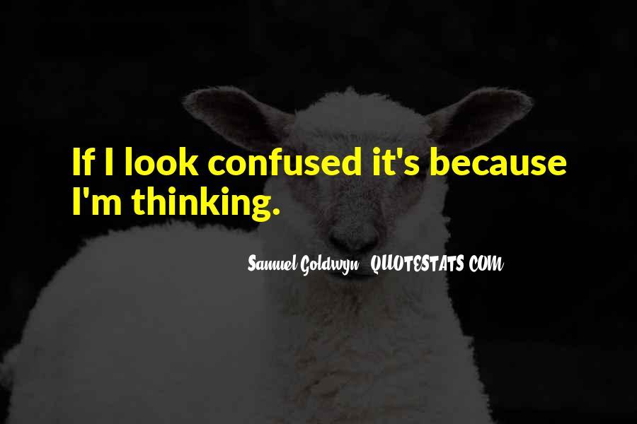 Samuel Goldwyn Quotes #1868264