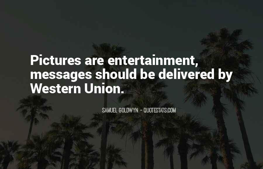Samuel Goldwyn Quotes #514191