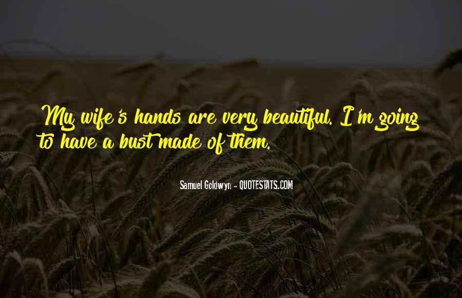Samuel Goldwyn Quotes #54830