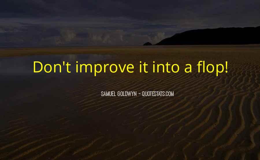Samuel Goldwyn Quotes #600896