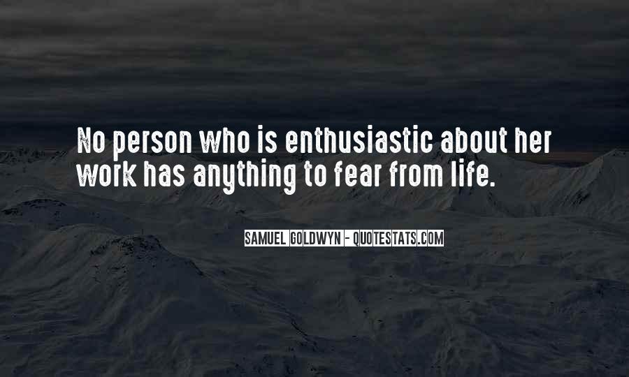 Samuel Goldwyn Quotes #805517