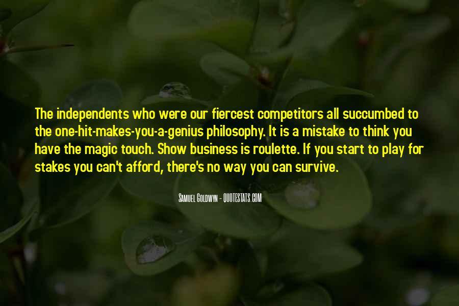 Samuel Goldwyn Quotes #843368