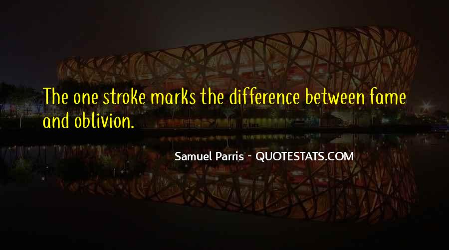 Samuel Parris Quotes #101635