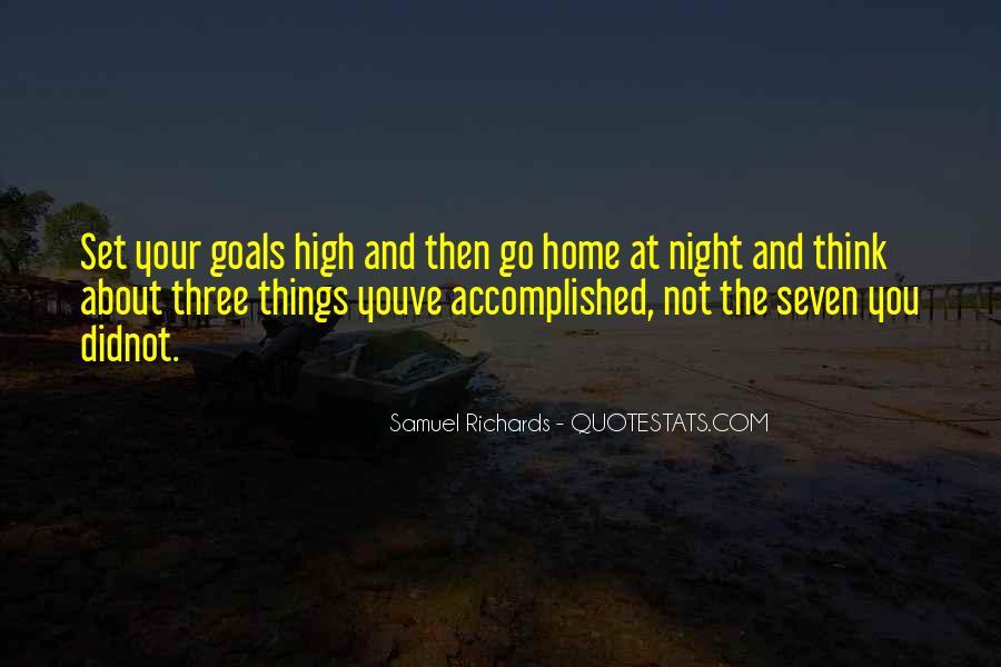 Samuel Richards Quotes #508457