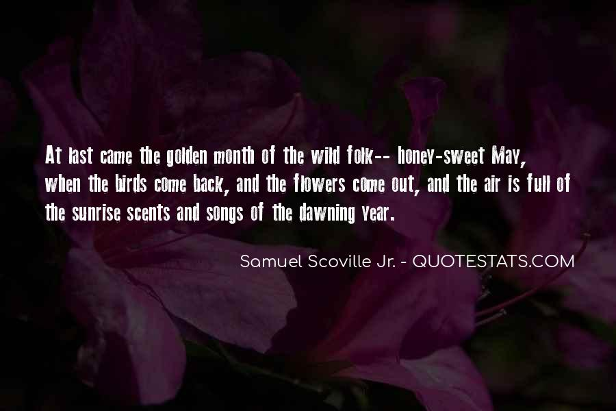Samuel Scoville Jr. Quotes #1655540