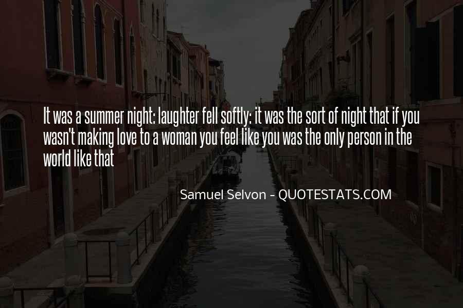 Samuel Selvon Quotes #1768893