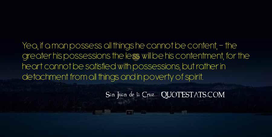 San Juan De La Cruz Quotes #1863989