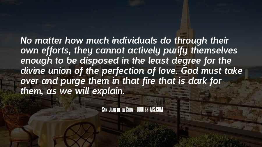 San Juan De La Cruz Quotes #384750