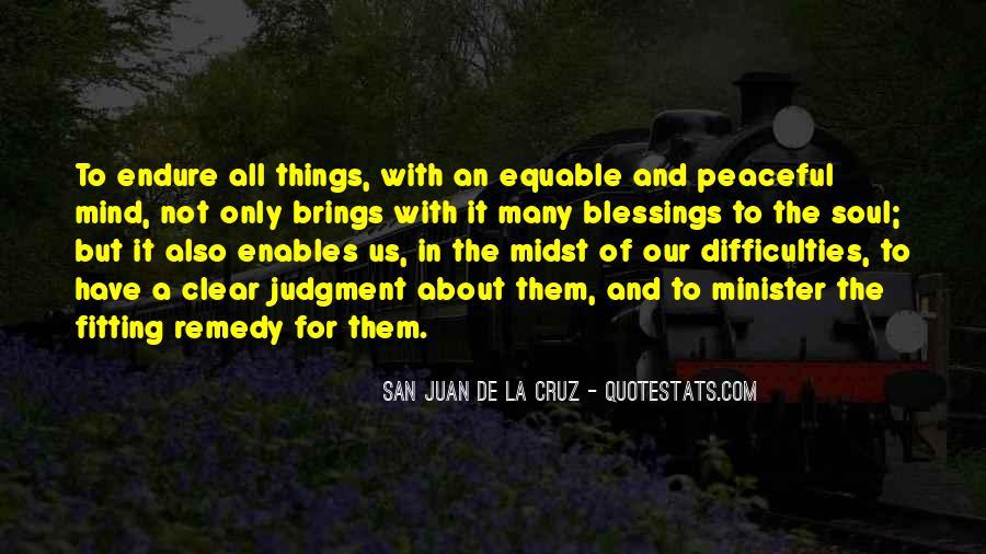 San Juan De La Cruz Quotes #545819