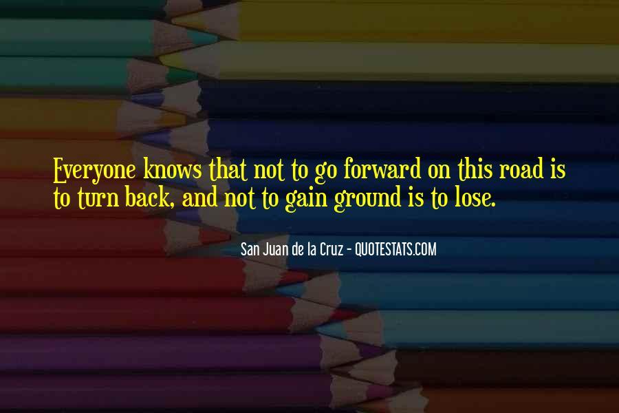 San Juan De La Cruz Quotes #760299