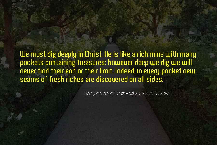 San Juan De La Cruz Quotes #894233